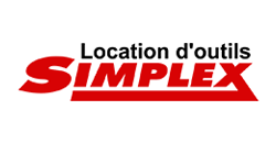 Simplex Location d'outils