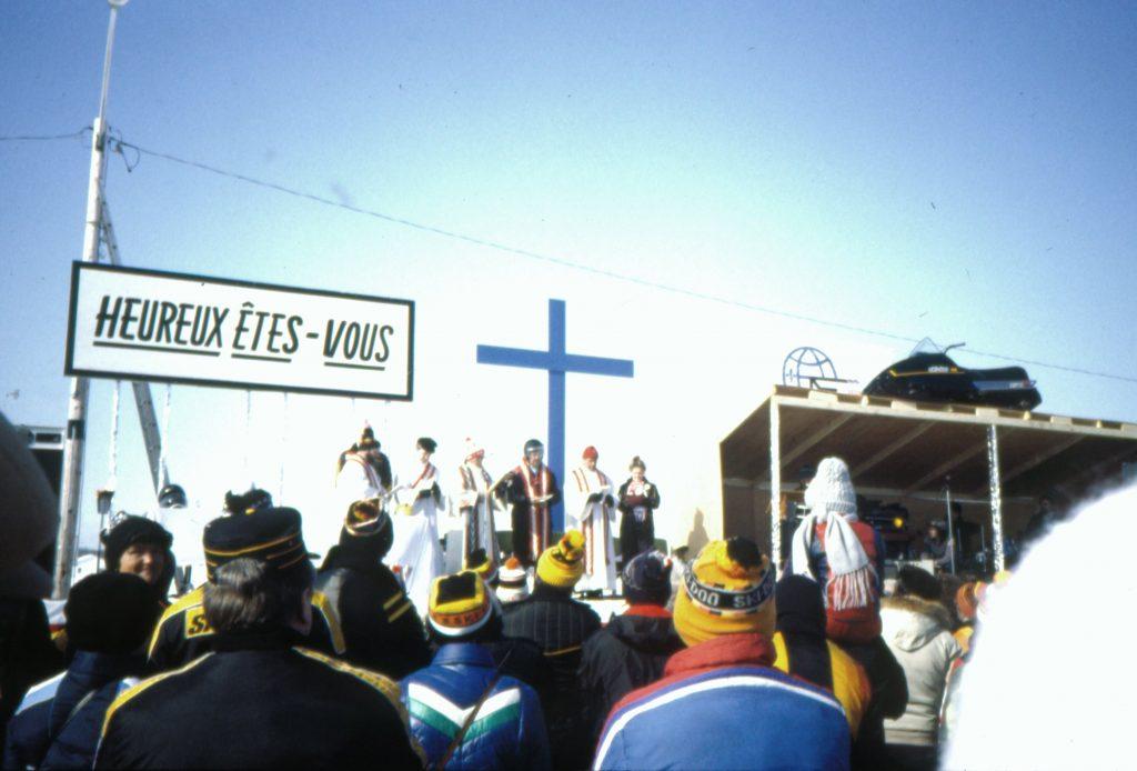 La messe, une coutume à travers les années